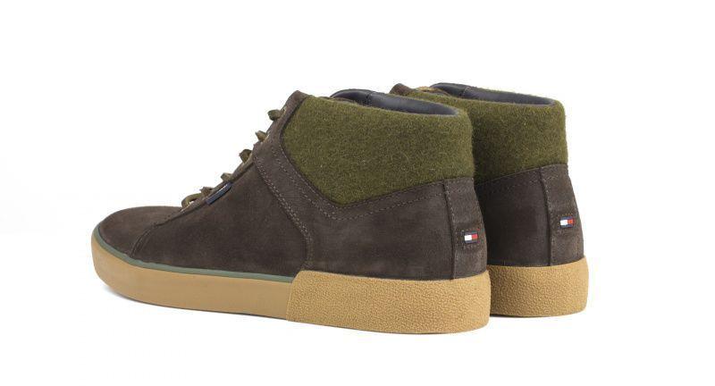 Ботинки для мужчин Tommy Hilfiger TE569 примерка, 2017