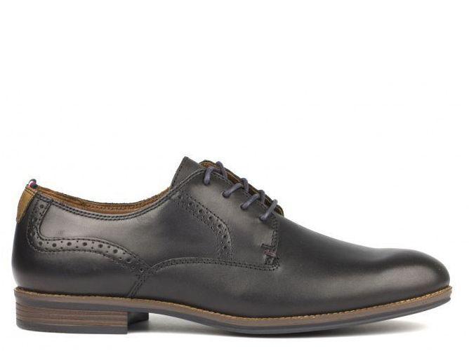 Полуботинки мужские Tommy Hilfiger TE576 брендовая обувь, 2017