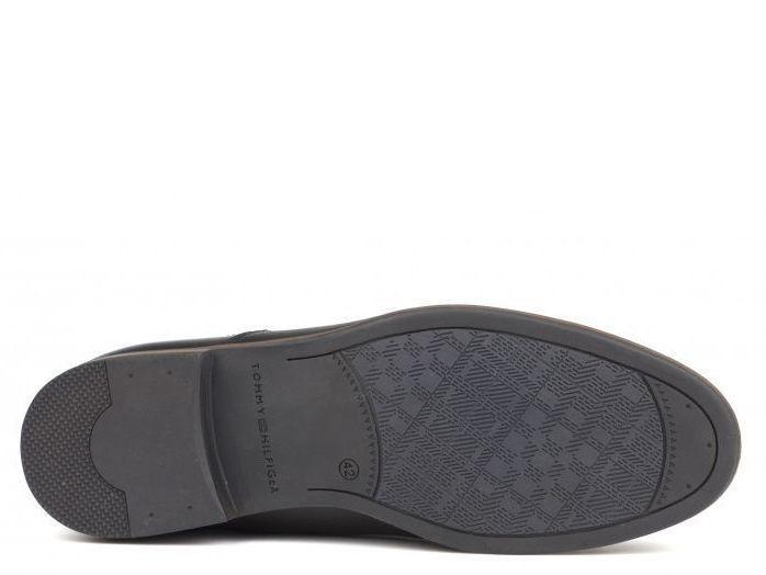 Полуботинки мужские Tommy Hilfiger TE576 купить обувь, 2017