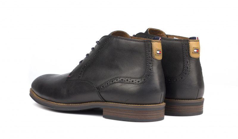 Ботинки для мужчин Tommy Hilfiger TE579 примерка, 2017
