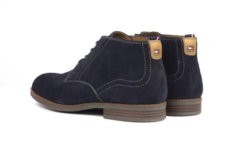 Ботинки для мужчин Tommy Hilfiger TE580 примерка, 2017