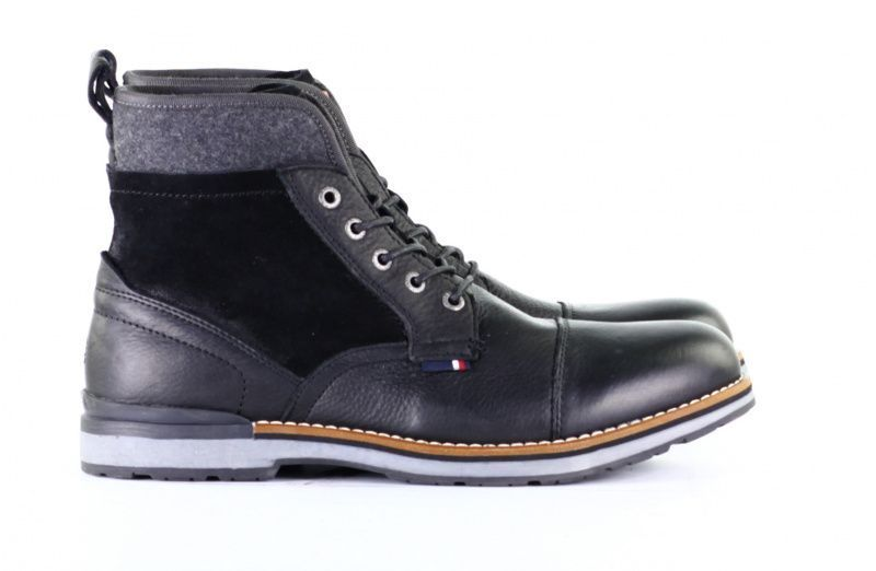 Ботинки мужские Tommy Hilfiger TE582 купить обувь, 2017