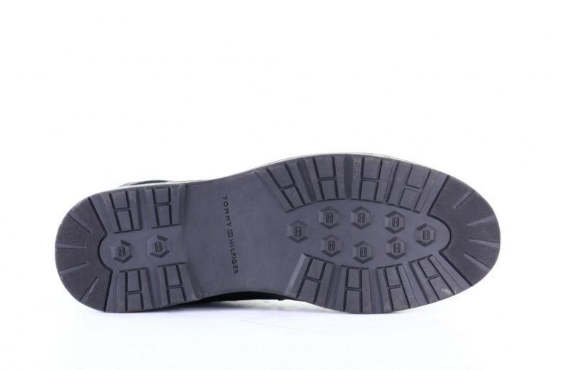 Ботинки мужские Tommy Hilfiger TE582 брендовая обувь, 2017