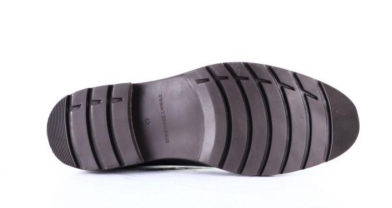 Ботинки мужские Tommy Hilfiger TE583 брендовая обувь, 2017