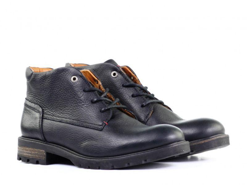 Купить Ботинки мужские Tommy Hilfiger TE584, Черный
