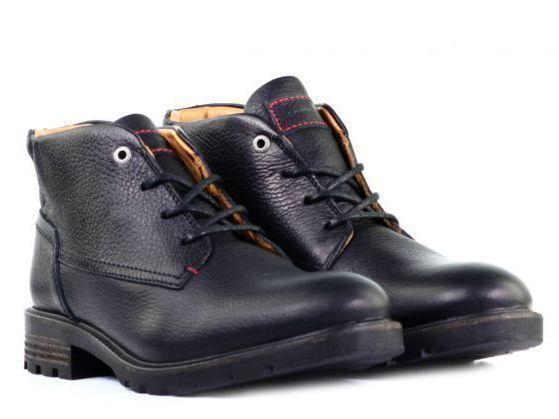 Купить Ботинки мужские Tommy Hilfiger TE585, Черный