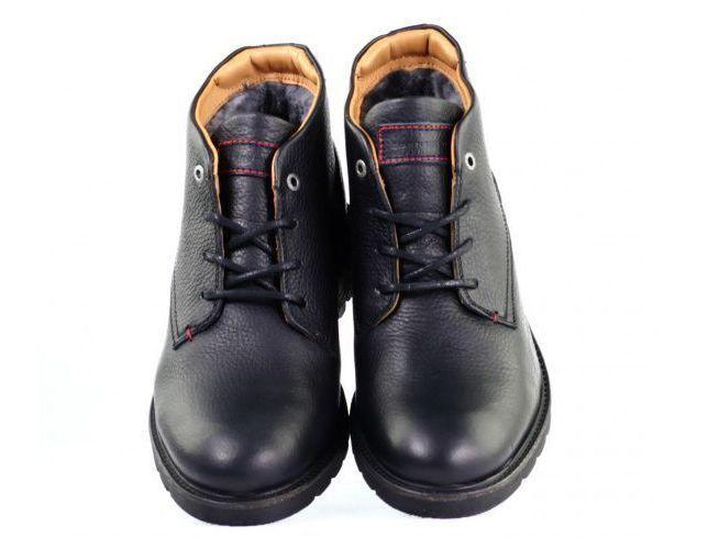 Ботинки мужские Tommy Hilfiger TE585 размеры обуви, 2017