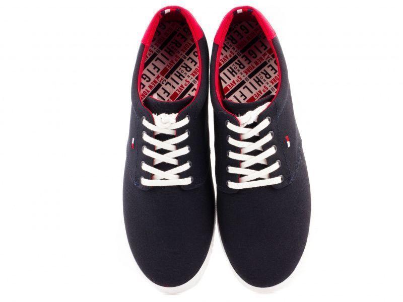 Кеды для мужчин Tommy Hilfiger TE597 брендовая обувь, 2017