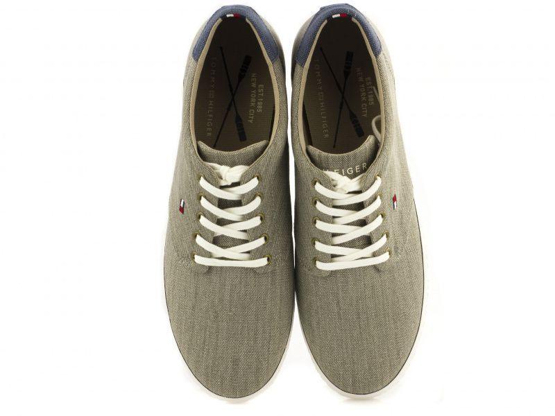 Кеды для мужчин Tommy Hilfiger TE600 брендовая обувь, 2017