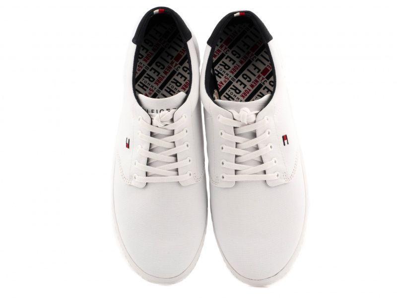 Кеды для мужчин Tommy Hilfiger TE604 брендовая обувь, 2017