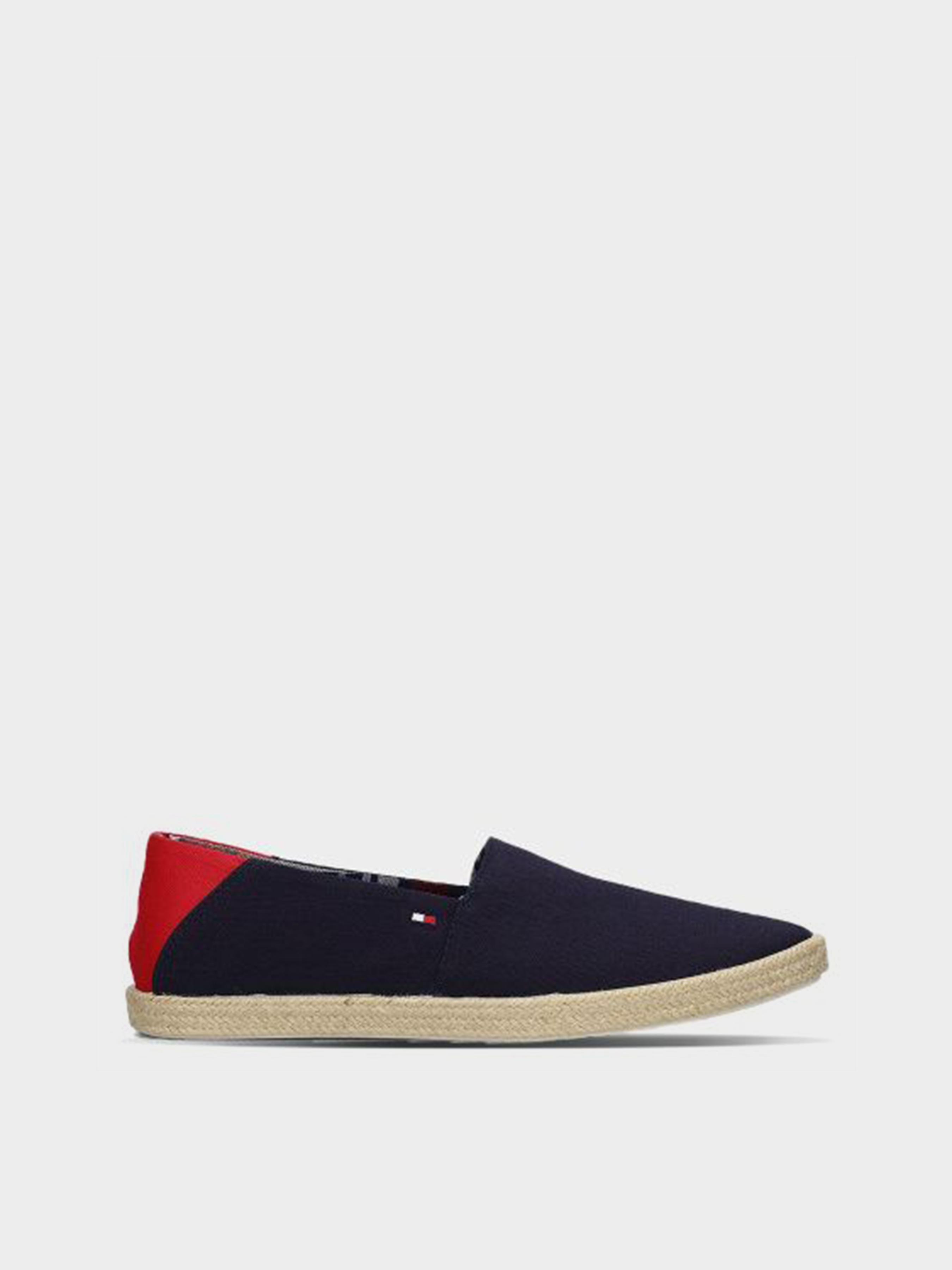 Cлипоны для мужчин Tommy Hilfiger TE606 брендовая обувь, 2017