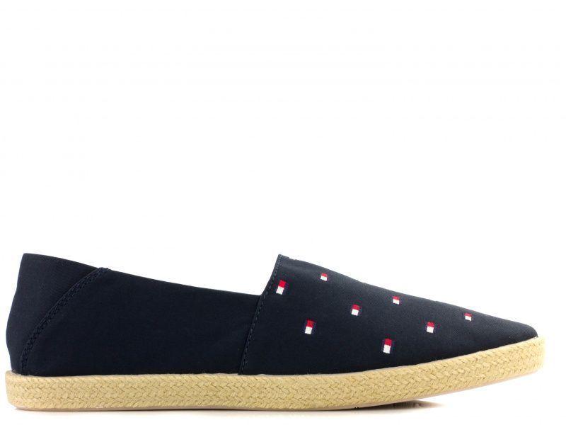 Cлипоны для мужчин Tommy Hilfiger TE609 размерная сетка обуви, 2017
