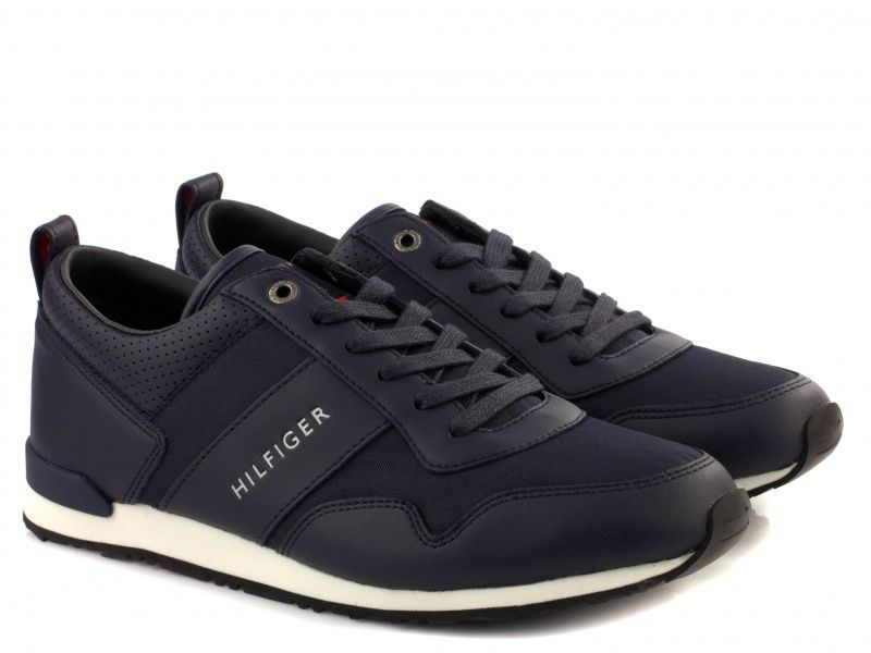 Кроссовки для мужчин Tommy Hilfiger TE610 размерная сетка обуви, 2017