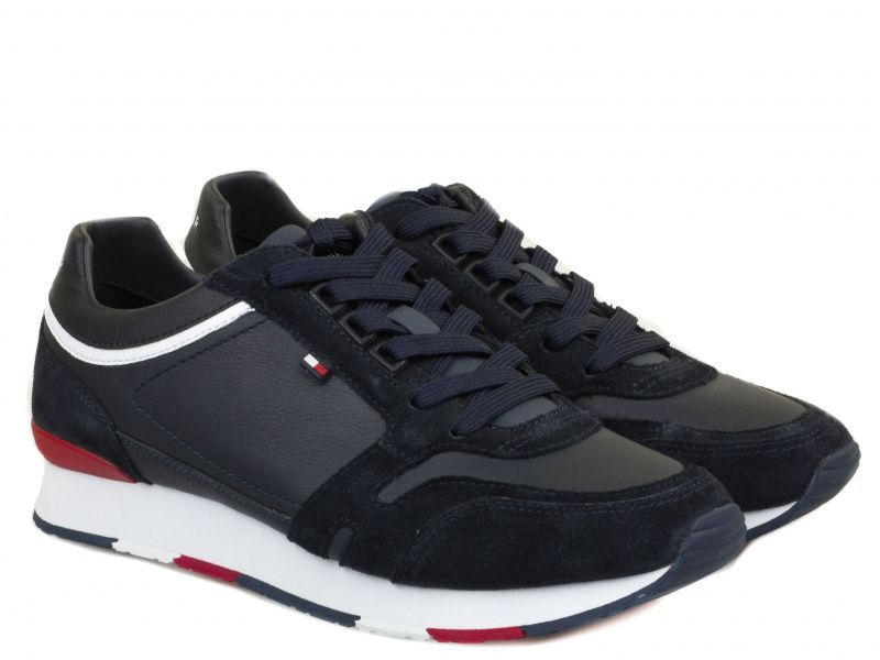 Кроссовки для мужчин Tommy Hilfiger TE656 размерная сетка обуви, 2017