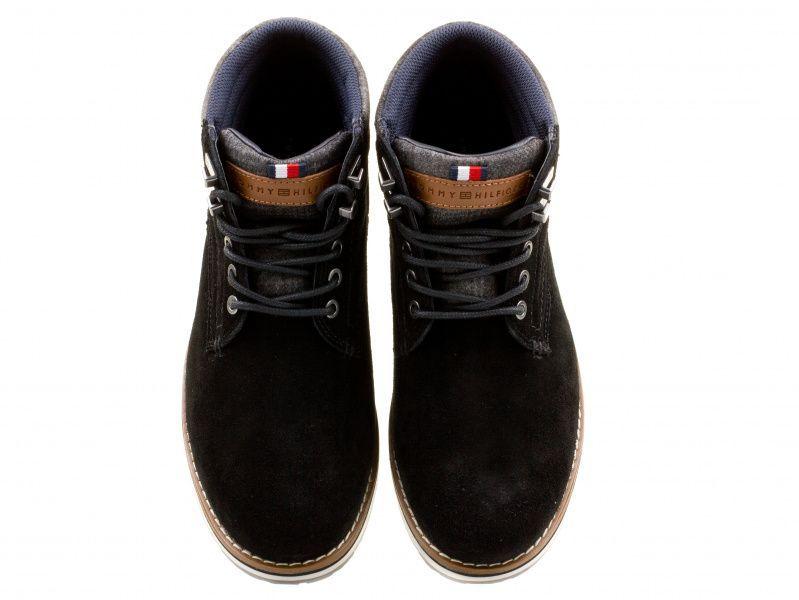 Ботинки для мужчин Tommy Hilfiger TE664 примерка, 2017