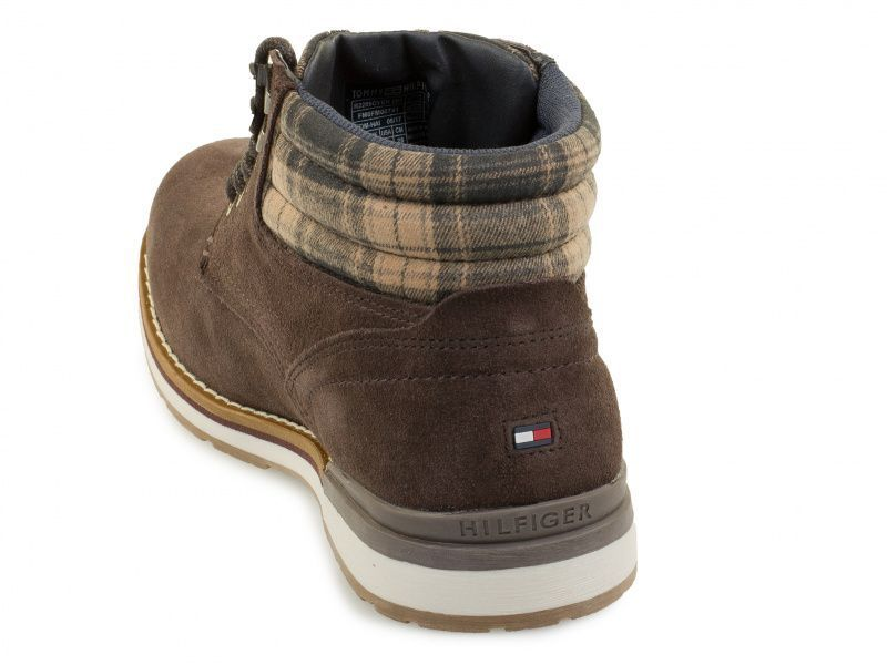 Ботинки для мужчин Tommy Hilfiger TE665 цена обуви, 2017