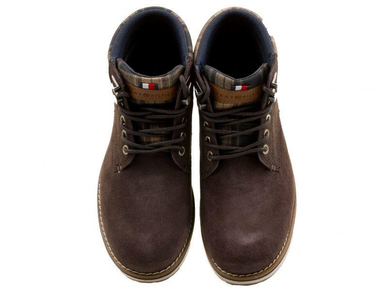 Ботинки для мужчин Tommy Hilfiger TE665 примерка, 2017