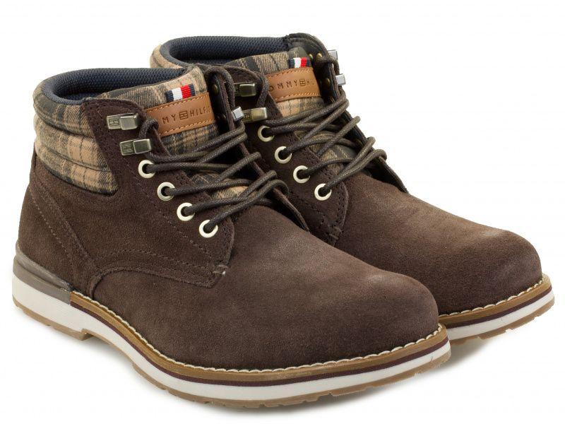 Ботинки для мужчин Tommy Hilfiger TE665 брендовая обувь, 2017