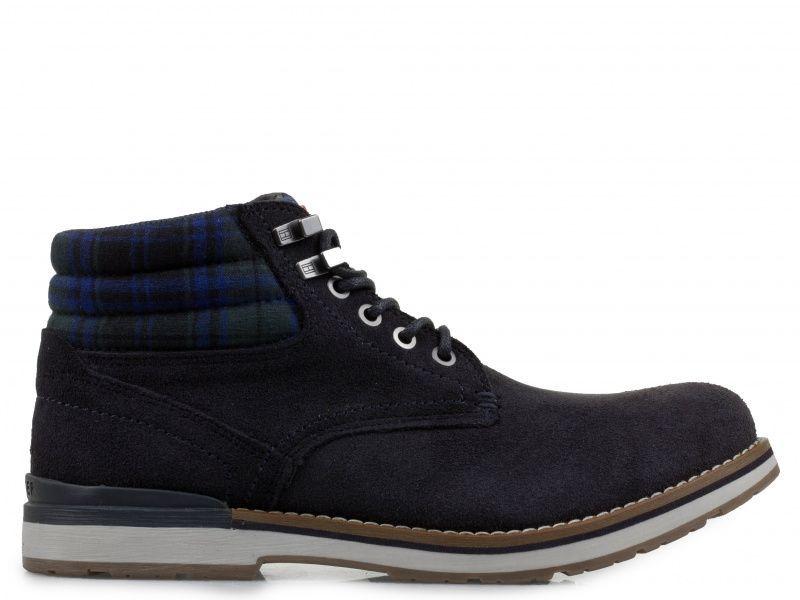 Ботинки для мужчин Tommy Hilfiger TE666 размерная сетка обуви, 2017
