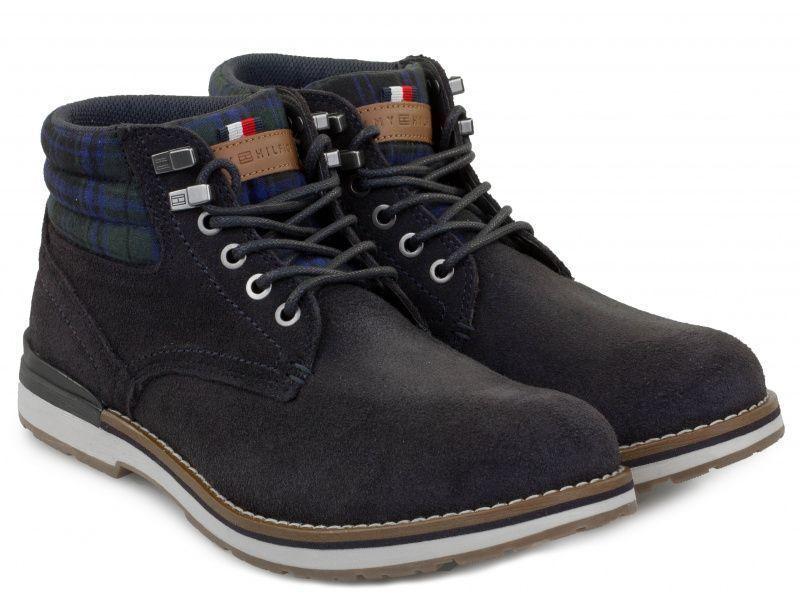 Ботинки для мужчин Tommy Hilfiger TE666 брендовая обувь, 2017