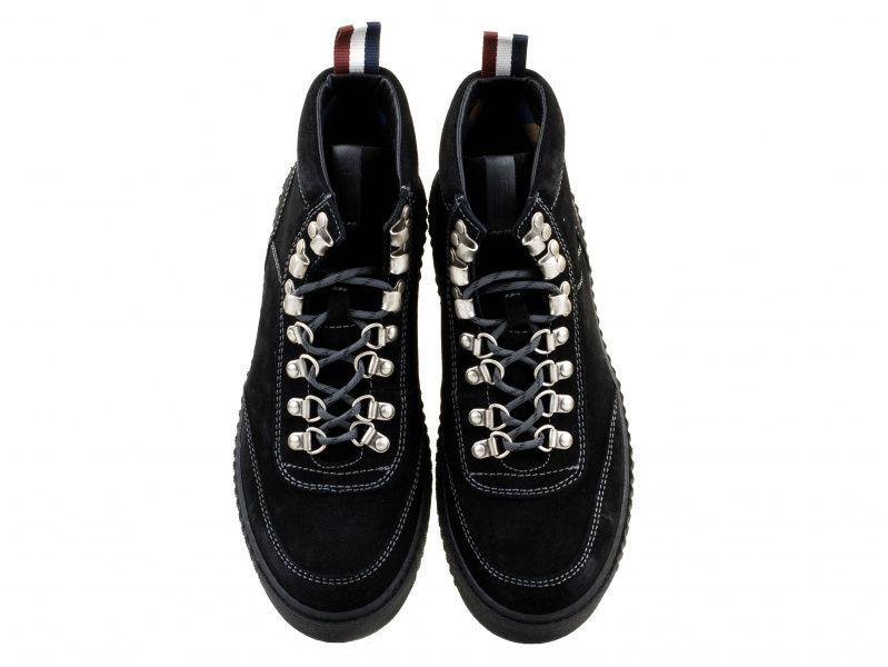 Ботинки для мужчин Tommy Hilfiger TE672 примерка, 2017