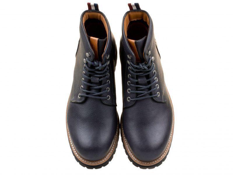 Ботинки для мужчин Tommy Hilfiger TE676 примерка, 2017