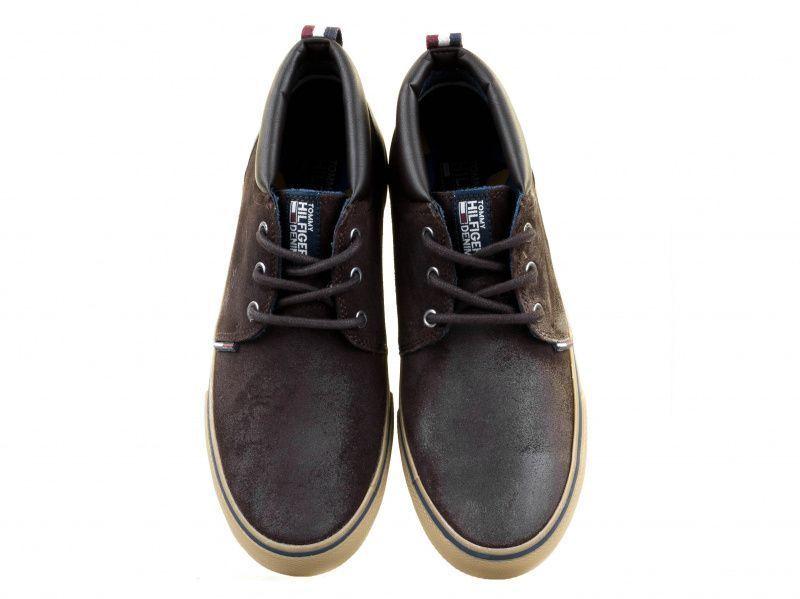 Ботинки для мужчин Tommy Hilfiger TE681 примерка, 2017