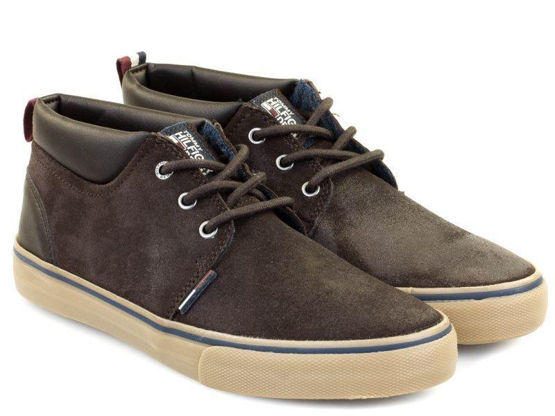 Ботинки для мужчин Tommy Hilfiger TE681 брендовая обувь, 2017