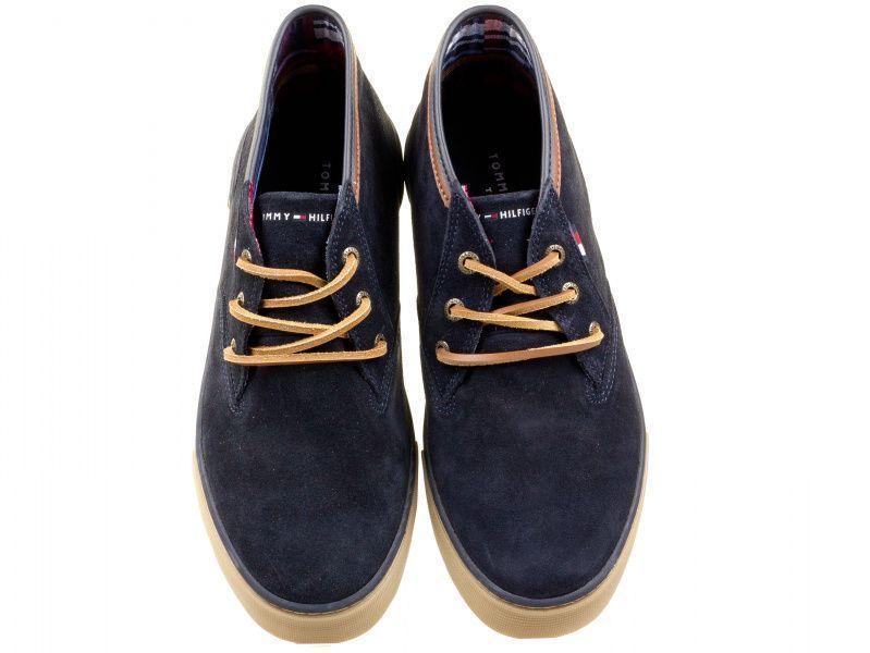 Ботинки для мужчин Tommy Hilfiger TE684 примерка, 2017