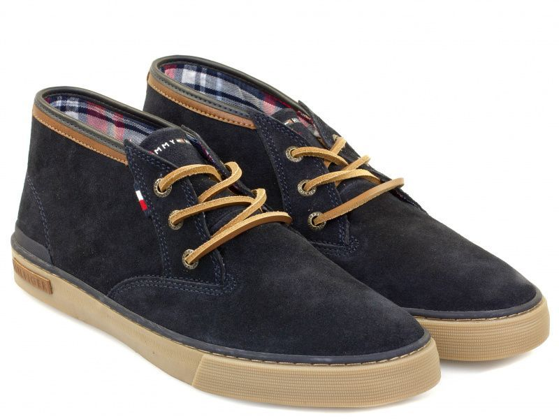 Ботинки для мужчин Tommy Hilfiger TE684 брендовая обувь, 2017
