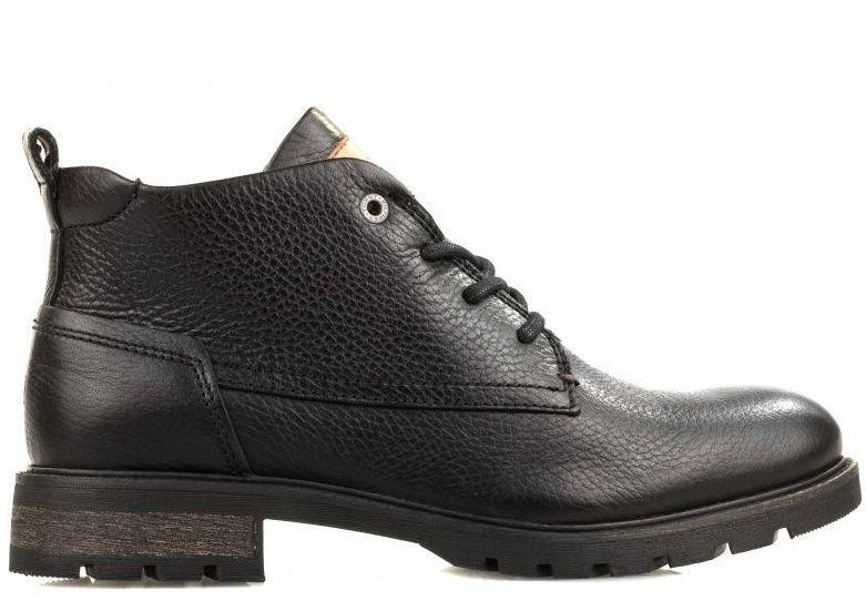 Купить Ботинки мужские Tommy Hilfiger TE685, Черный