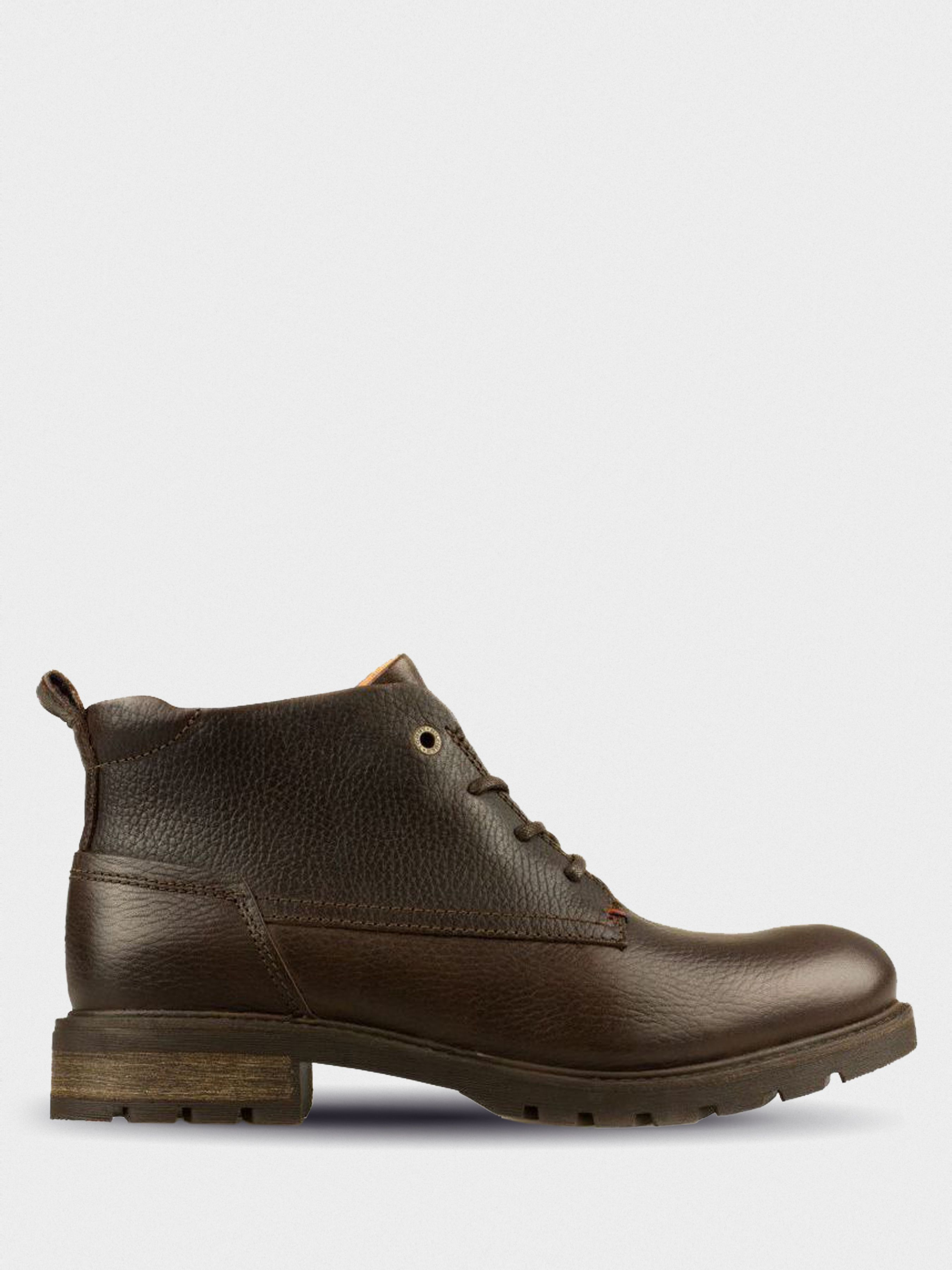 Купить Ботинки мужские Tommy Hilfiger TE686, Коричневый