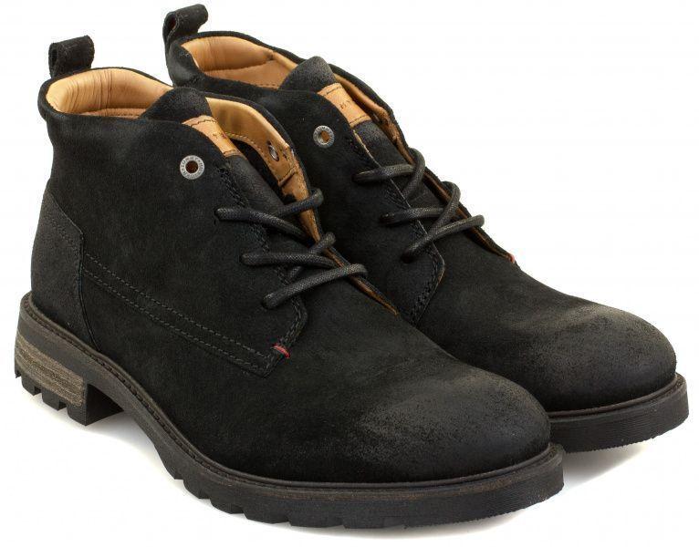 Купить Ботинки для мужчин Tommy Hilfiger TE689, Черный