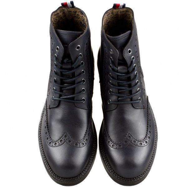 Ботинки для мужчин Tommy Hilfiger TE690 примерка, 2017