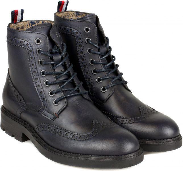 Ботинки для мужчин Tommy Hilfiger TE690 брендовая обувь, 2017