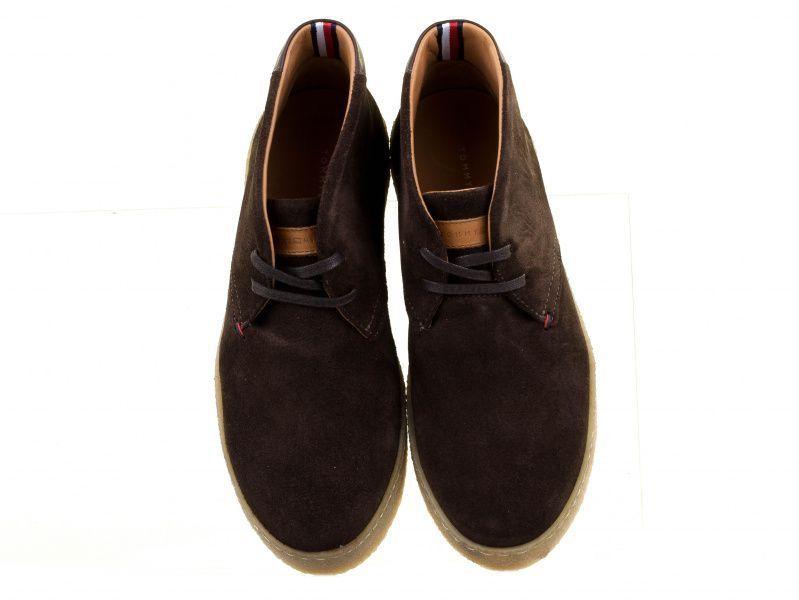 Ботинки для мужчин Tommy Hilfiger TE693 примерка, 2017