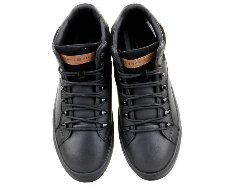 Ботинки для мужчин Tommy Hilfiger TE695 примерка, 2017