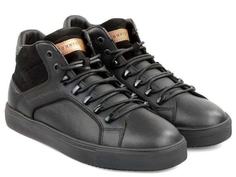 Купить Ботинки для мужчин Tommy Hilfiger TE695, Черный