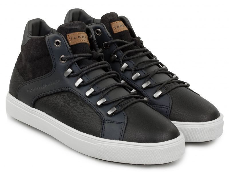 Ботинки для мужчин Tommy Hilfiger TE696 брендовая обувь, 2017