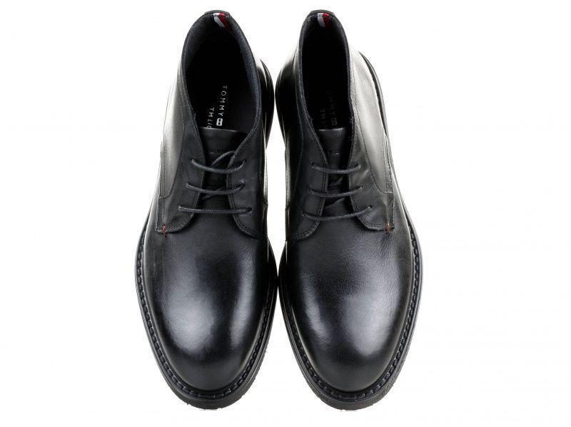 Ботинки для мужчин Tommy Hilfiger TE700 примерка, 2017