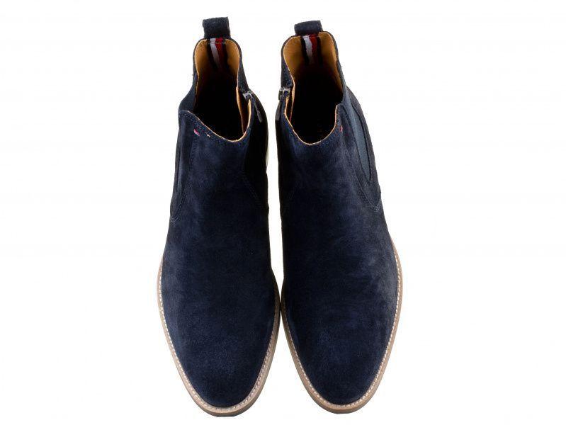 Ботинки для мужчин Tommy Hilfiger TE703 примерка, 2017