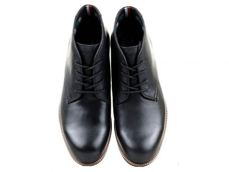 Ботинки для мужчин Tommy Hilfiger TE704 примерка, 2017