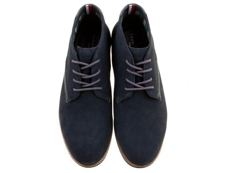 Ботинки для мужчин Tommy Hilfiger TE705 примерка, 2017