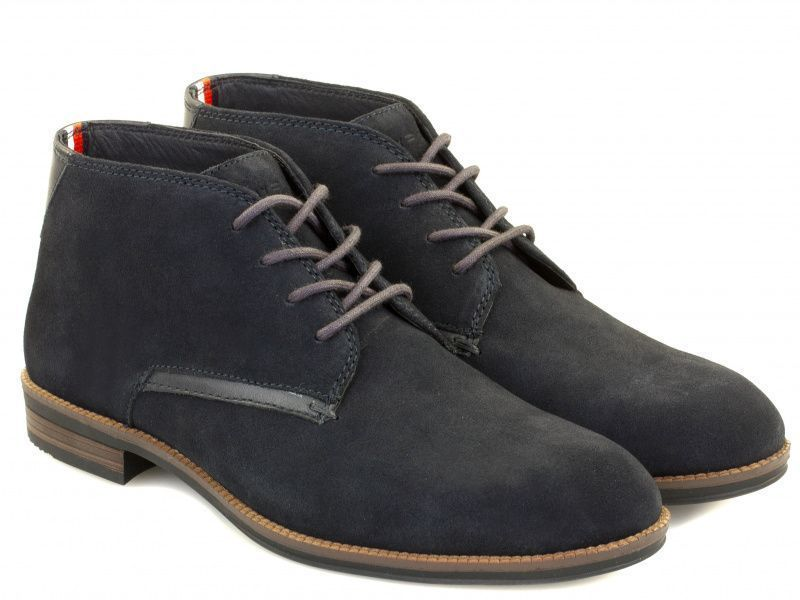 Ботинки для мужчин Tommy Hilfiger TE705 брендовая обувь, 2017