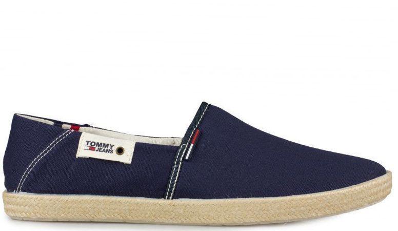 Cлипоны для мужчин Tommy Hilfiger TE722 брендовая обувь, 2017