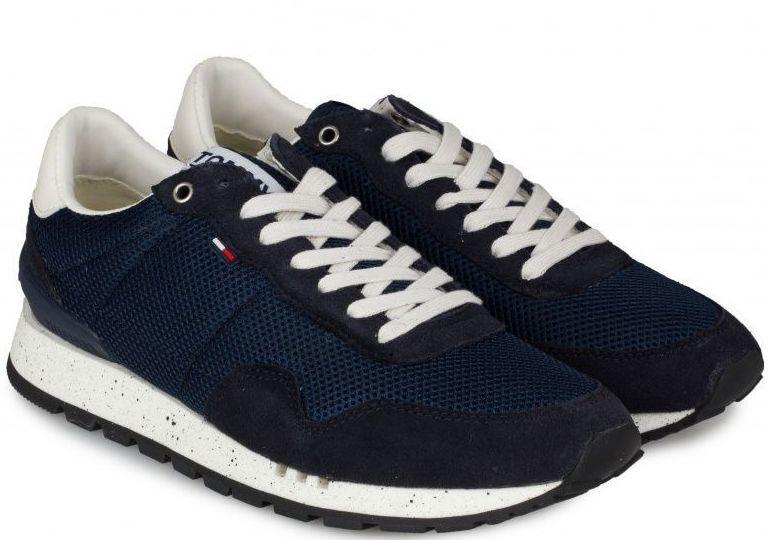 Кроссовки мужские Tommy Hilfiger TE729 брендовая обувь, 2017
