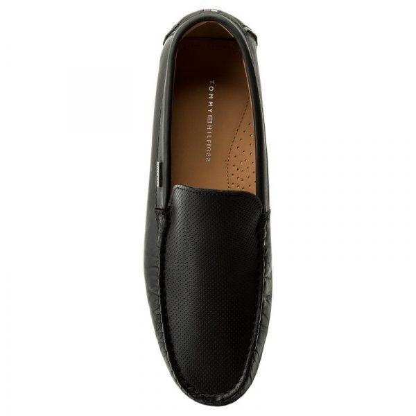 Мокасины для мужчин Tommy Hilfiger TE736 размерная сетка обуви, 2017