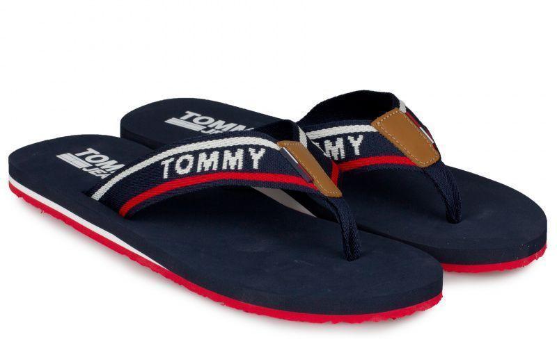 Вьетнамки мужские Tommy Hilfiger TE748 брендовая обувь, 2017