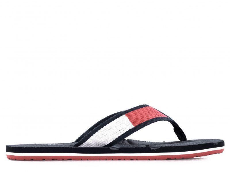 Купить Вьетнамки мужские Tommy Hilfiger TE757, Красный