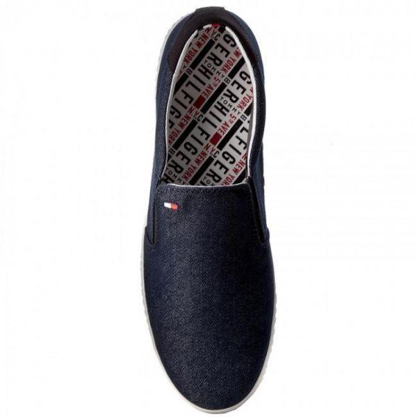 Cлипоны мужские Tommy Hilfiger TE763 модная обувь, 2017